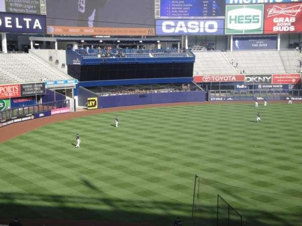 Yankee Stadium, secção: 228, fila: 9, lugar: 1