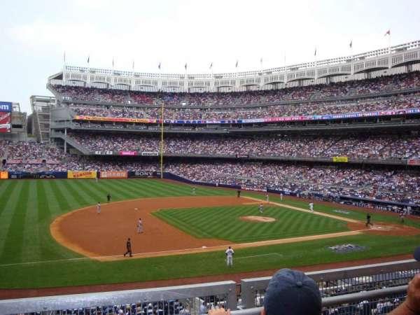Yankee Stadium, secção: 226, fila: 2, lugar: 20