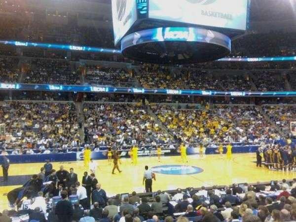 Capital One Arena, secção: 121, fila: M, lugar: 20