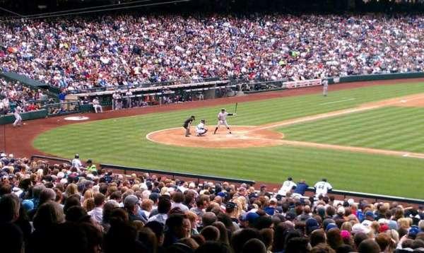 T-Mobile Park, secção: 114, fila: 40, lugar: 9