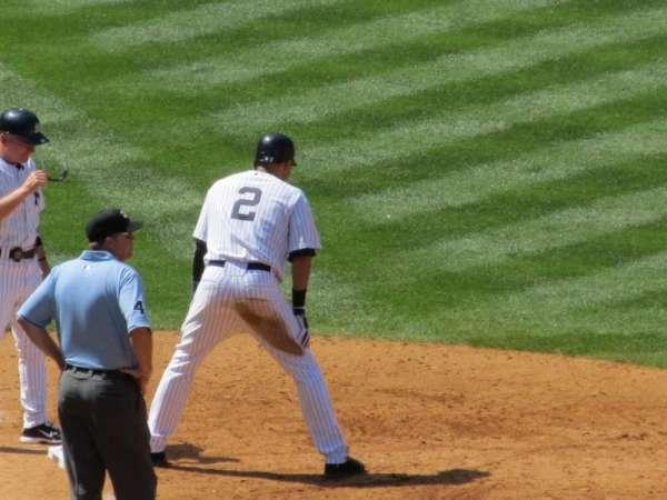 Yankee Stadium, secção: 209, fila: 10, lugar: 5