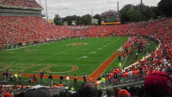 Memorial Stadium, Clemson, secção: J