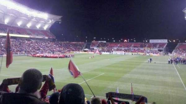 Rio Tinto Stadium, secção: 26, fila: N, lugar: 11