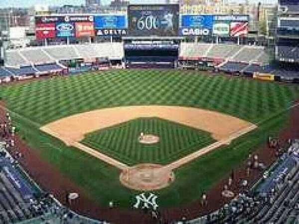 Yankee Stadium, secção: 420B