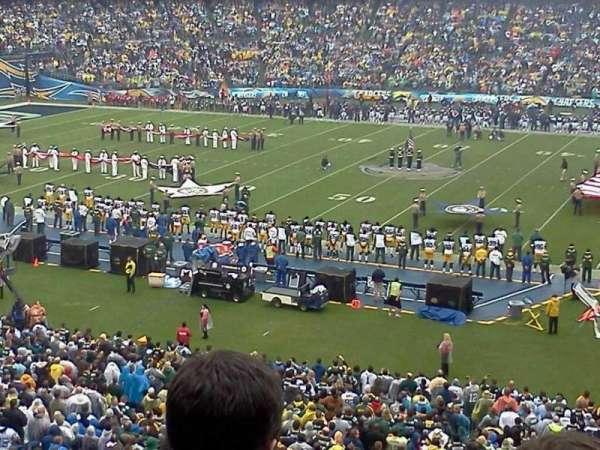 San Diego Stadium, secção: c