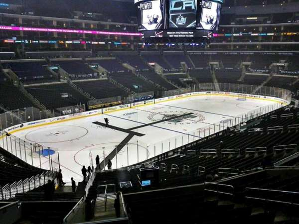 Staples Center, secção: Suite A55