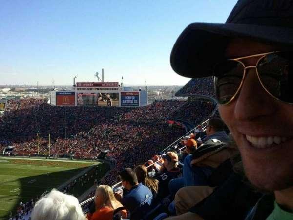 Broncos Stadium at Mile High, secção: 509
