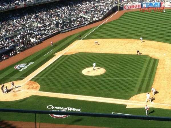 Yankee Stadium, secção: 315