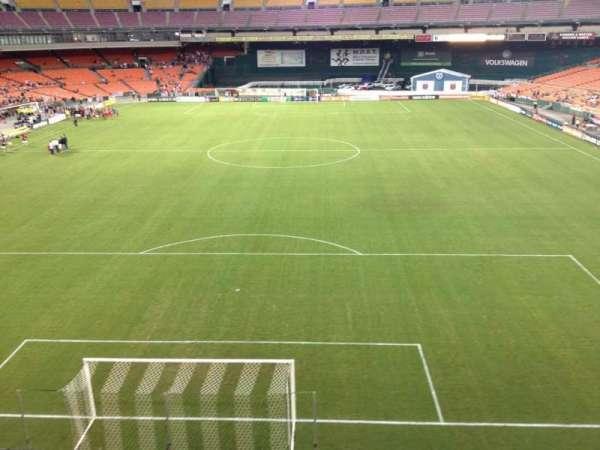 RFK Stadium, secção: M46, fila: 1, lugar: 17