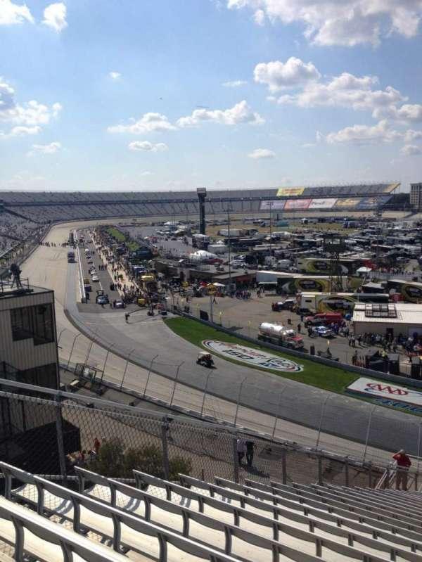 Dover International Speedway, secção: 227, fila: 26, lugar: 4