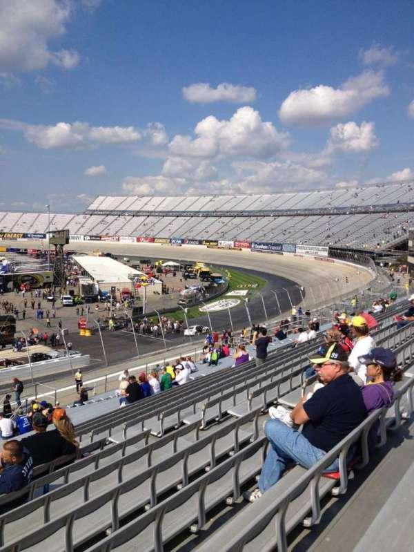 Dover International Speedway, secção: 243, fila: 38, lugar: 12