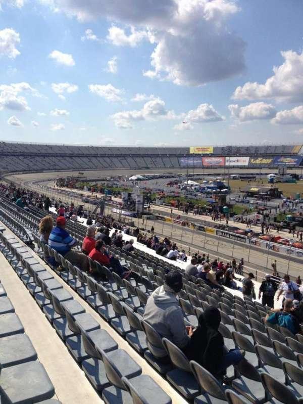 Dover International Speedway, secção: 247, fila: 37, lugar: 12