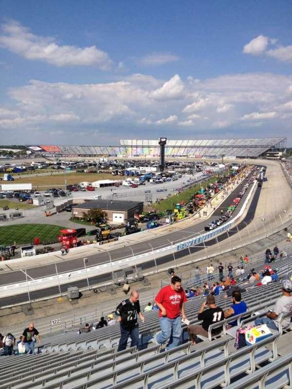 Dover International Speedway, secção: 123, fila: 29, lugar: 9