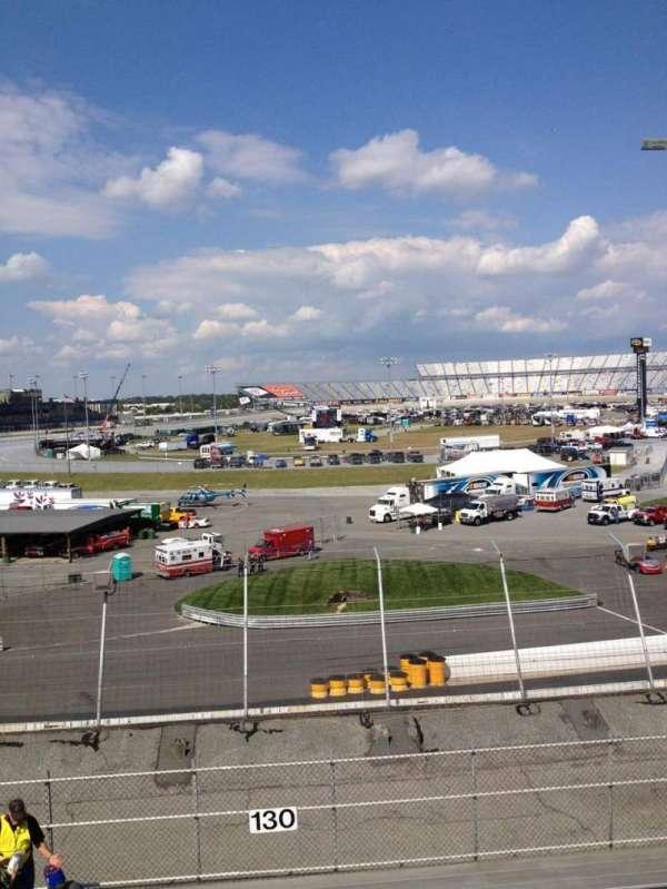 Dover International Speedway, secção: 130, fila: 12, lugar: 11