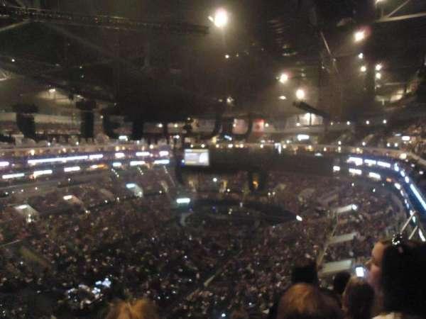 Staples Center, secção: 305, fila: 5, lugar: 13