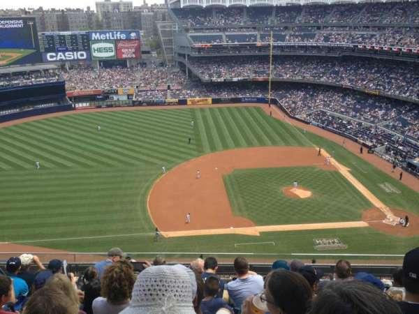 Yankee Stadium, secção: 425, fila: 7, lugar: 10