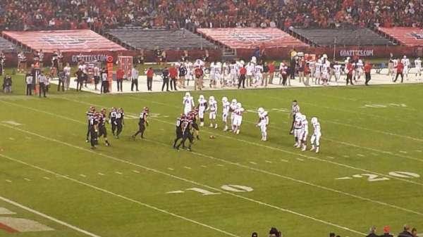 San Diego Stadium, secção: P29, fila: 20, lugar: 6