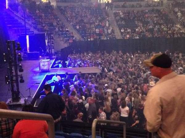 Chaifetz Arena, secção: 116, fila: N, lugar: 13