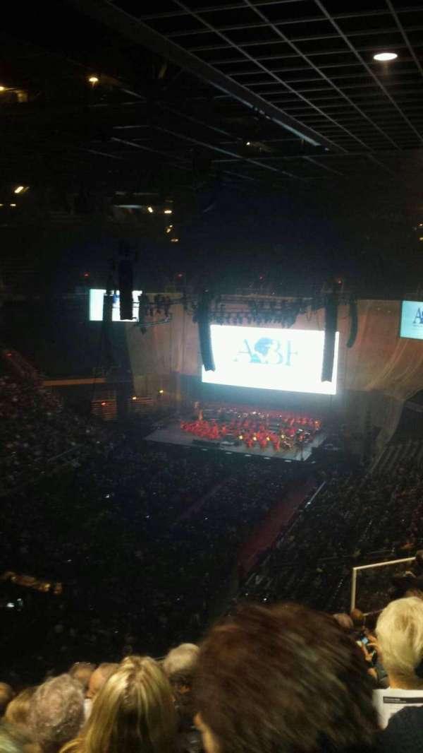 PHX Arena, secção: 208, fila: 12, lugar: 20