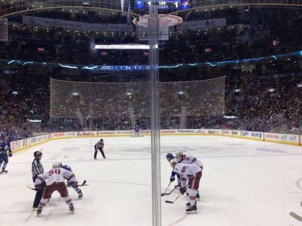 Scotiabank Arena, secção: 114, fila: 8