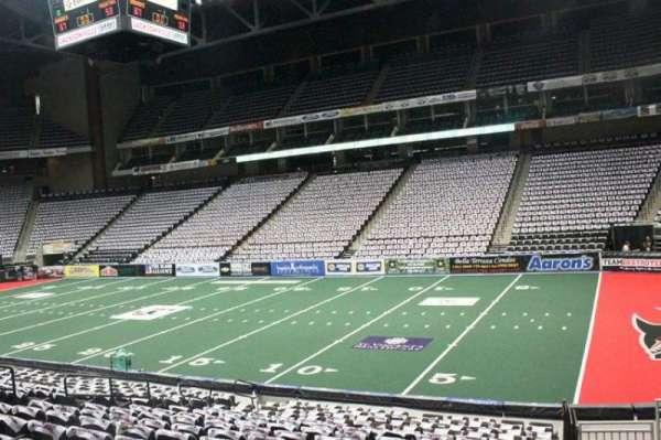 VyStar Veterans Memorial Arena, secção: 101, fila: L, lugar: 5