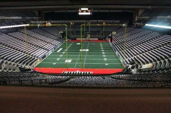 VyStar Veterans Memorial Arena, secção: St. Johns Suite, fila: 1