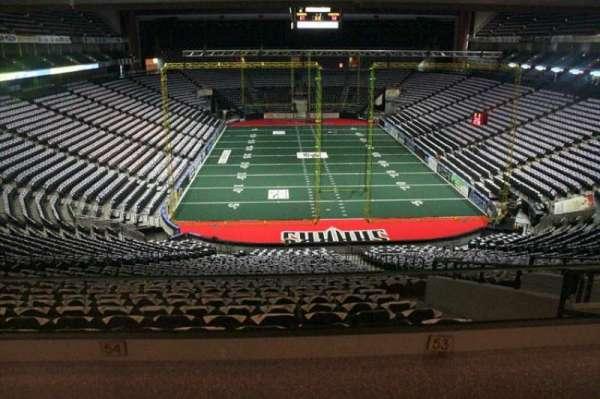 VyStar Veterans Memorial Arena, secção: St. Johns Suite, fila: 1, lugar: 54