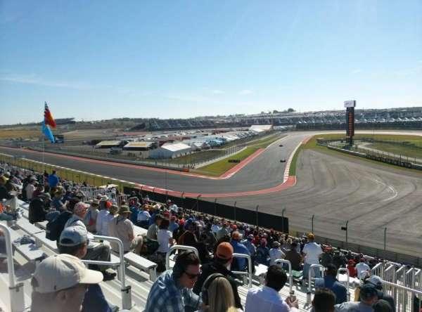 Circuit of the Americas, secção: Turn 12 GrandStand