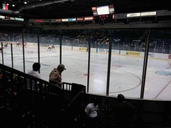 State Farm Arena (Hildago), secção: 111