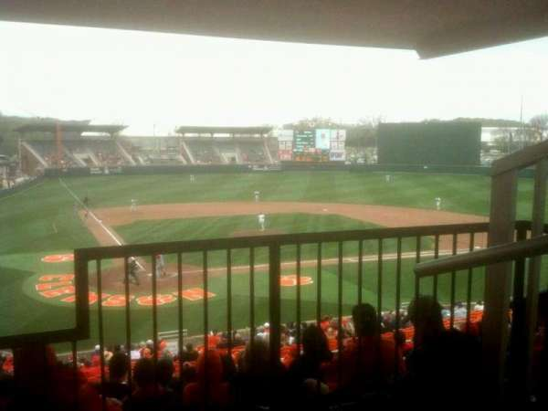 Doug Kingsmore Stadium, secção: WT, fila: C, lugar: 1