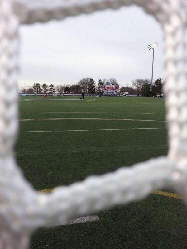 Lakeside Field, secção: Goal, lugar: g