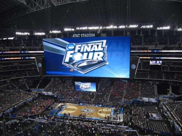 AT&T Stadium, secção: 441, fila: 3, lugar: 27
