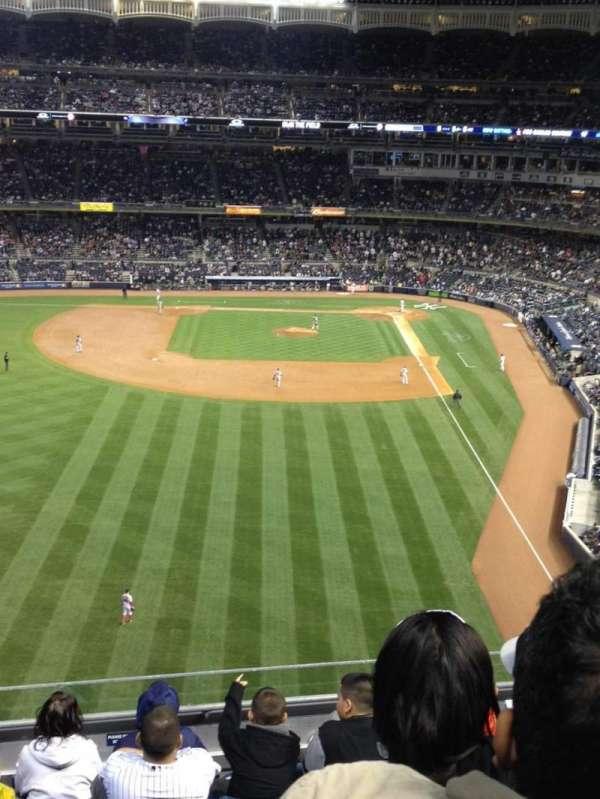 Yankee Stadium, secção: 334, fila: 7, lugar: 16