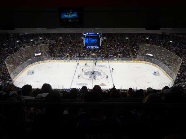 Scotiabank Arena, secção: 320, fila: 19, lugar: 1