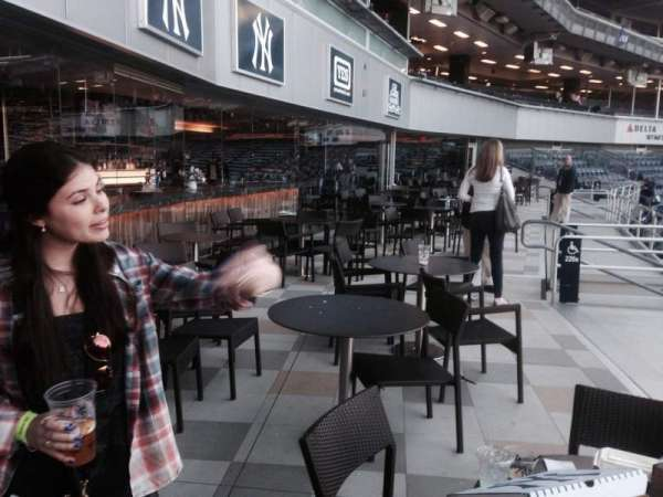 Yankee Stadium, secção: 220a
