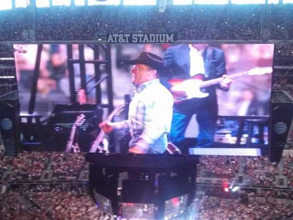 AT&T Stadium, secção: 442, fila: 19, lugar: 4