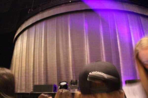 Toyota Oakdale Theatre, secção: 102, fila: C, lugar: 15