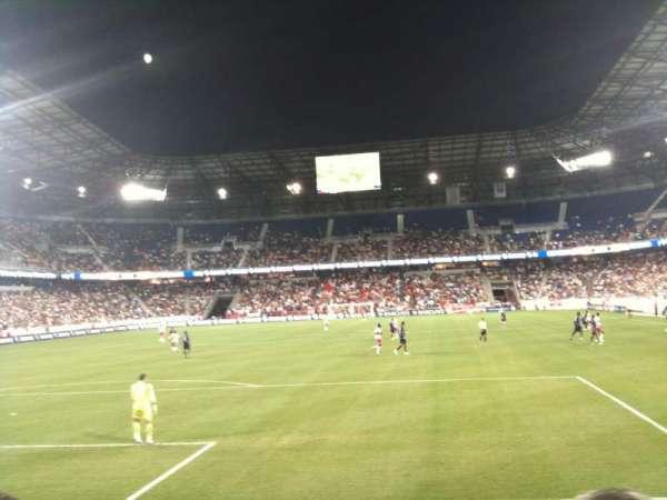 Red Bull Arena (New Jersey), secção: 117, fila: 5, lugar: 17