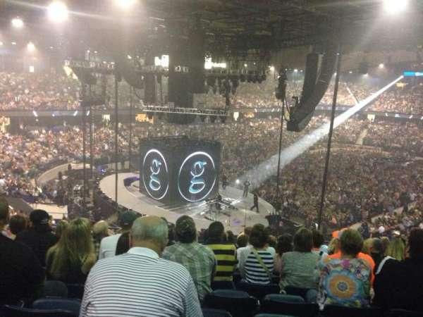 Allstate Arena, secção: 205, fila: L, lugar: 35