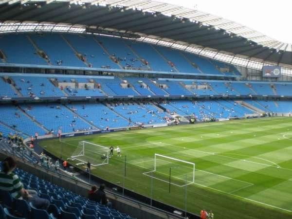 Etihad Stadium (Manchester), secção: 114, fila: D, lugar: 371