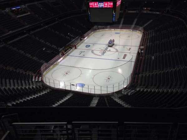 Capital One Arena, secção: 410, fila: J, lugar: 10