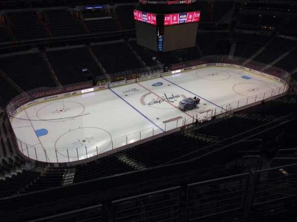Capital One Arena, secção: 414, fila: J, lugar: 10