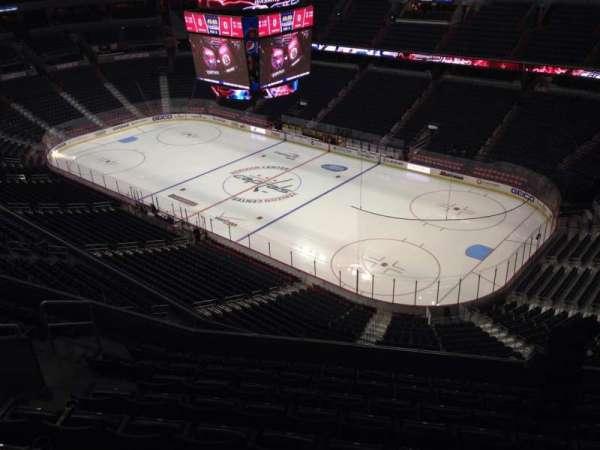 Capital One Arena, secção: 421, fila: J, lugar: 10