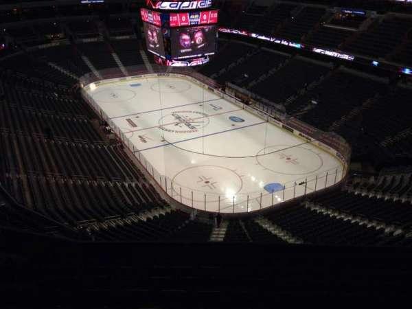Capital One Arena, secção: 423, fila: J, lugar: 10