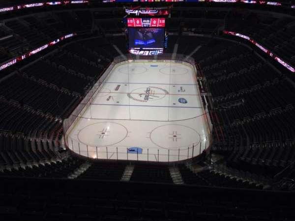 Capital One Arena, secção: 426, fila: J, lugar: 10