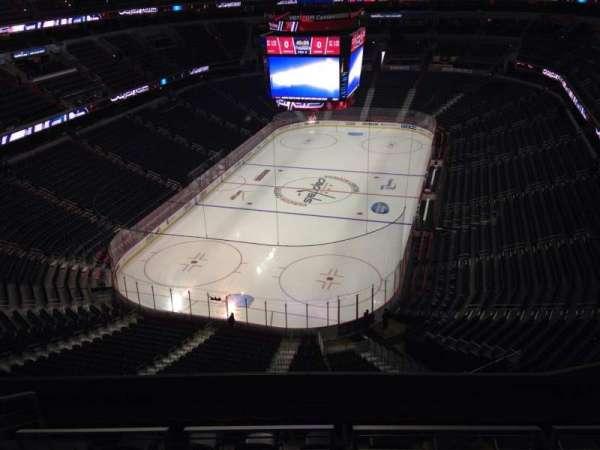 Capital One Arena, secção: 427, fila: J, lugar: 10