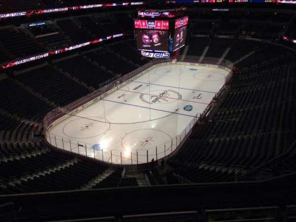 Capital One Arena, secção: 428, fila: J, lugar: 9