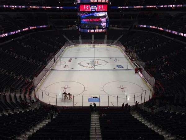 Capital One Arena, secção: Player's Club