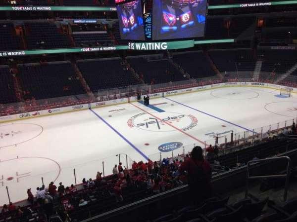 Capital One Arena, secção: 228, fila: F, lugar: 8