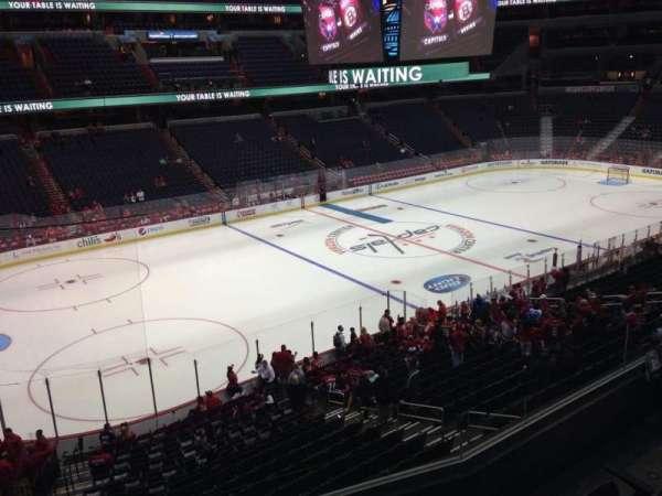 Capital One Arena, secção: 227, fila: D, lugar: 6